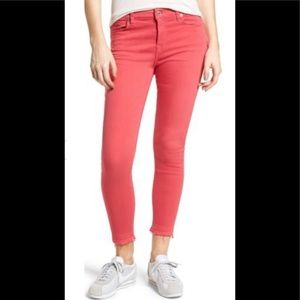 7 For All Mankind Released Hem Ankle Super Skinny